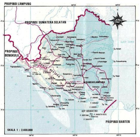 peta_Provinsi Lampung
